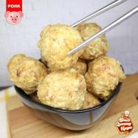 Baso Goreng Koyu enak Crispy Pork Meat Ball