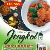 Rendang jengkol Dena/ Halal/Praktis