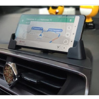 Car Phone Holder Minimalis Dashboard Universal | GPS Mobil Simple