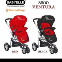 Stoller BabyElle S-900 Ventura Red ,black