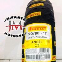 Ban PIRELLI 90/80-17 Angel City For Jupiter MX King Vixion CB150R