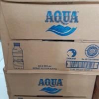 Aqua Botol 330 ml ( by Gojek/Grab Only )