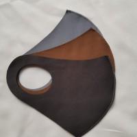 masker kain scuba 1 lapis laser