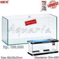 Gex Glassterior Slim600 Aquarium