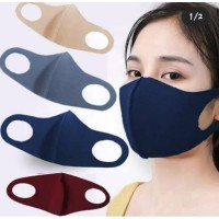 Masker Korea Scuba Asli Tebal Adem High Quality Premium Anti Debu