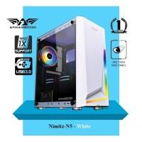 Case Gaming Armaggeddon Nimitz N5 Aurora - Micro Atx