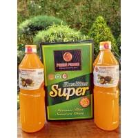 Sirup Markisa Super 1L 1 Liter Asli Pohon Pinang Medan Marquisa
