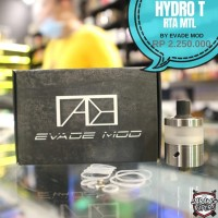 RTA HYDRO T MADE IN ITALY BY EVADE MOD AUTHENTIC BY EVAPE MOD