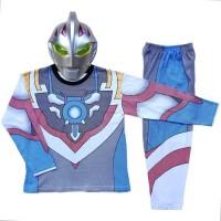 Baju Anak Kostum Topeng Superhero Ultraman Go 2
