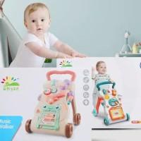Babby Walker Plus Mainan Bayi Supremm1122