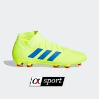 Sepatu Bola Adidas Nemeziz 18.3 FG - Solar Yellow [ORIGINAL]