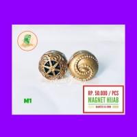 Kedai Jelita - Magnet Jilbab Hijab M1