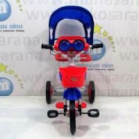 Promo Bike !!!!!!! Family F319Ht Musik Astro Bmx Tongkat Dorong Kemudi