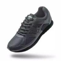 Sepatu Sekolah EAGLE - GIANT FULL BLACK (37-43)