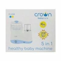 Crown Baby 5in1 Healthy Machine CR4538 Food Processor / Crown Blender