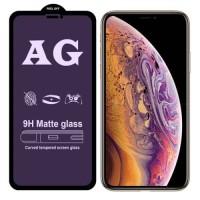 MATTE GLARE ANTI BLUE LIGHT TEMPERED GLASS FULL COVER IPHONE X XS