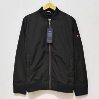 Jaket Bomber Tommy Hilfiger Nylon Lightweight Jacket Original
