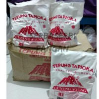 tepung sagu 500gram cap gunung agung / tapioka
