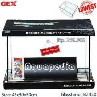Aquarium GEX Glassterior BZ450