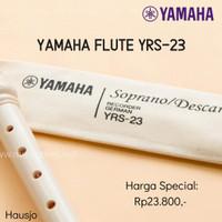 Yamaha Flute YRS-23/ Suling Yamaha YRS-23 / Yamaha Suling Recorder