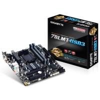 GIGABYTE GA-78LMT-USB3 R2 (AMD 760G, Vga, DDR3, PCI Exp-16x, USB3)