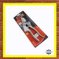 Gunting Dahan Stek Ranting Stainless Steel Heavy Duty Kapusi 8 inch