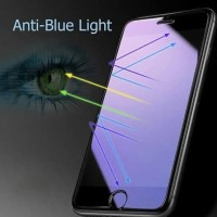TEMPERED GLASS ANTI GORES KACA BLUE LIGHT RAY RADIASI IPHONE 6 7 PLUS