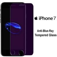 TEMPERED GLASS ANTI GORES KACA BLUE LIGHT RAY RADIASI IPHONE 6 6S 7 8
