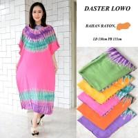Daster Lowo/Kelelawar/kalong/daster kencana ayu ungu baju tidur batik