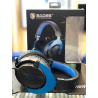 Headset Gaming Sades MPower