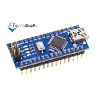 Arduino Nano V3 Atmega328P clone CH340 tanpa kabel