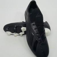 Sepatu Bola Adidas Nemesis Hitam Polos Komponen Ori