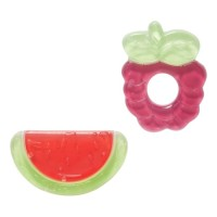 Mothercare Grape and Melon Teether - 2 Pack