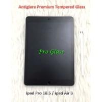 Ipad Pro 105 Anti Glare Doff Matte Anti Fingerprint Tempered Glass