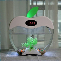 Akuarium Desktop Apple Aquarium Mini USB Fish Tank USB 2015-A