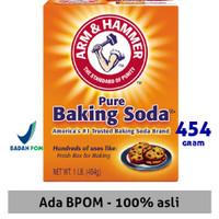 BAKING SODA MERK Arm & Hammer Baking Soda 454GR