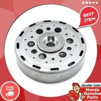 Original !!!!!!! Spare Part Motor Honda Flywheel Comp - Beat Esp New (