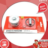 Original !!!!!!! Spare Part Motor Honda Piston Kit ( Std ) - Beat Fi