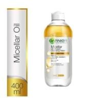 garnier micellar oil infused cleansing water 400ml