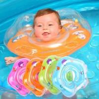 Pelampung Leher Bayi / Ban Renang Leher / Neck Ring Baby