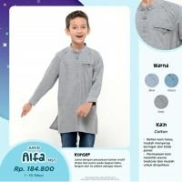 baju koko anak jukid alfa bani batuta rabbani original terbaru