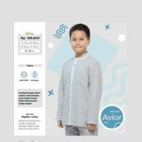 baju koko anak kemkid avior bani batuta rabbani original terbaru