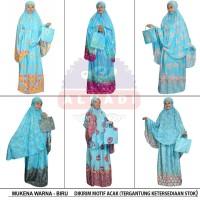 Mukena Bali Batik Dewasa Motif Acak / Campur - (MPT001) - Alhadi
