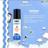 Cessa Essential Oil Cough & Flu Obat Batuk Pilek Flu Bayi Anak