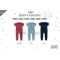Little Palmerhaus Baby Sleep & Play Suit Playsuit