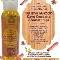 Sandalwood Kayu Cendana Refill Parfum Car&Room Aromaterapi 110ml