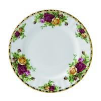 Royal Albert Piring Old Country Roses - Plate 18 Cm