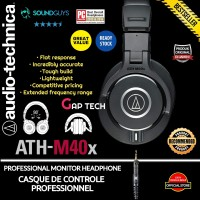 Audio Technica ATH M40X / ATH-M40X Professional Monitor Headphones