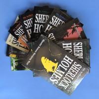 Paket 10 Novel Sherlock Holmes Original - Sir Arthur Conan Doyle