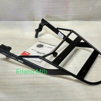 Breket Bracket Box Motor Honda Vario 125 150 Led New Fi Original Givi
